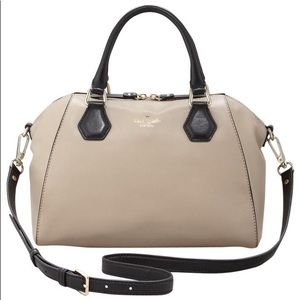 Kate Spade Pippa Catherine Street Leather Satchel